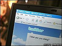 Twitter y blogs en las escuelas.